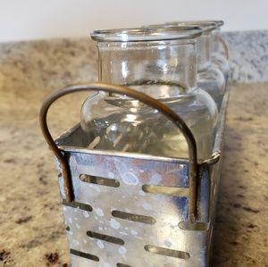 NWT Decorative jars